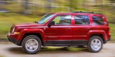 2013 Jeep Patriot Limited Review Review