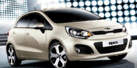2014 Kia Rio Si Review Review