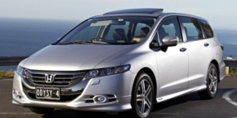 2014 Honda Odyssey Luxury Review