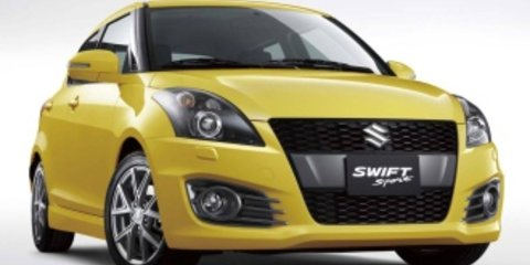 2014 Suzuki Swift SPORT Review Review