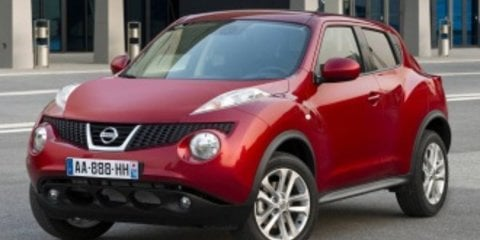 2014 Nissan Juke ST (FWD) Review