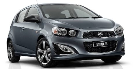 2014 Holden Barina Rs Review Review
