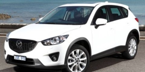 2014 Mazda CX-5 Maxx Sport (4x4) Review Review