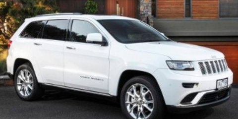 2014 Jeep Grand Cherokee Summit Review Review
