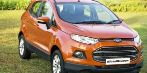 2014 Ford EcoSport Ambiente Review