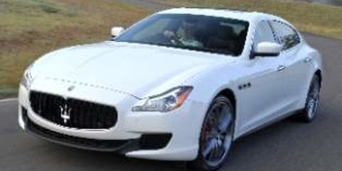 2015 Maserati Quattroporte GTs Review Review