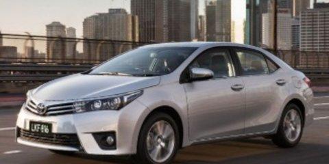 2014 Toyota Corolla Sx Review