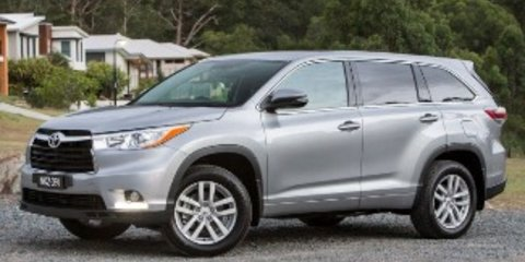 2016 Toyota Kluger GX (4x4) Review