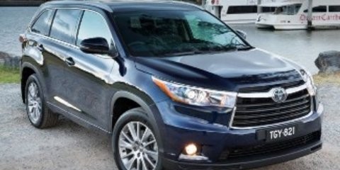 2015 Toyota Kluger Grande Review