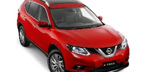 2014 Nissan X-Trail ST 7 Seat (FWD) Review Review