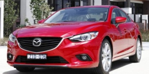 2014 mazda 6 atenza review caradvice. Black Bedroom Furniture Sets. Home Design Ideas