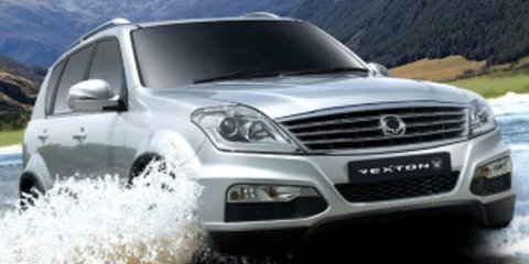 2014 Ssangyong Rexton Sx Review