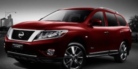 2015 Nissan Pathfinder Ti Hybrid Review