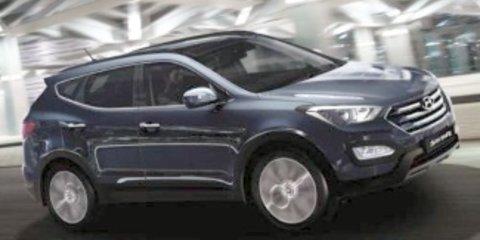 2014 Hyundai Santa Fe Highlander CRDi (4x4) Review Review
