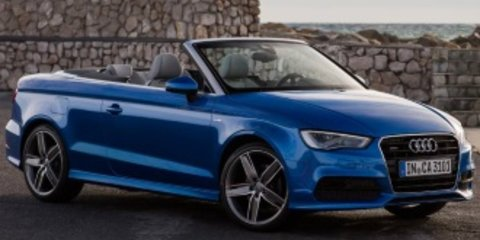 Audi A3 Cabriolet Review LT1