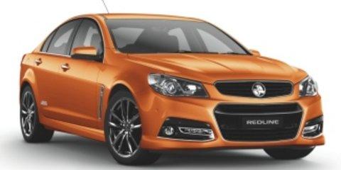 2016 Holden Commodore Review: VFII SS V Redline