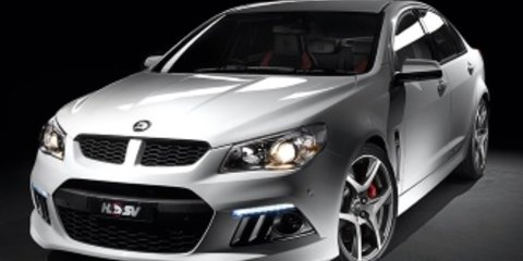 2015 HSV Clubsport R8 Review Review