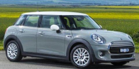 2015 Mini Cooper Hatch five-door review