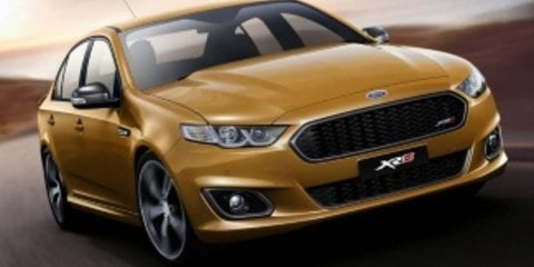 2014 Ford Falcon XR8 Review