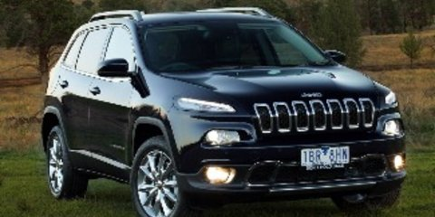 2015 Jeep Cherokee Limited Review Review