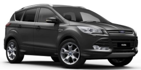 2015 Ford Kuga Titanium (AWD) Review Review