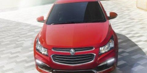 2015 Holden Cruze SRI V Review Review