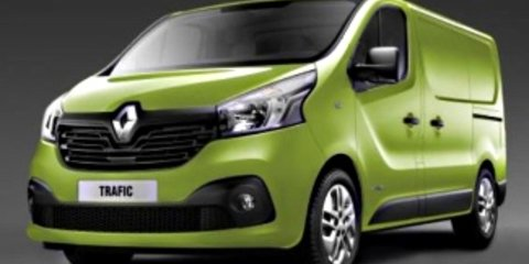 Van comparison:: Hyundai iLoad v Renault Trafic v Volkswagen Transporter