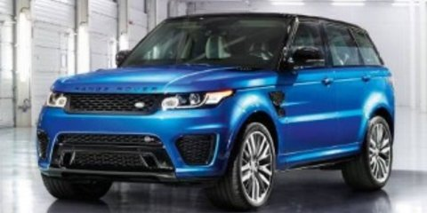 2015 Range Rover Sport Svr Review Review