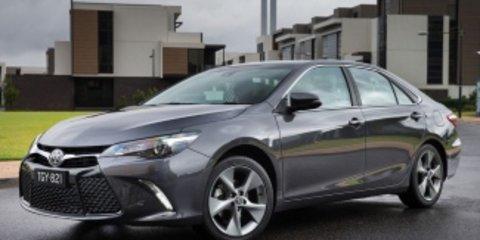 2016 Toyota Camry Atara Sl Hybrid Review