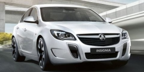 2015 Holden Insignia Vxr Review Review