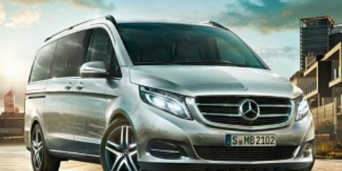 2015 Mercedes-Benz V-Class Review