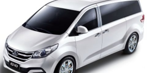 2015 LDV G10 (9 Seat) Review Review