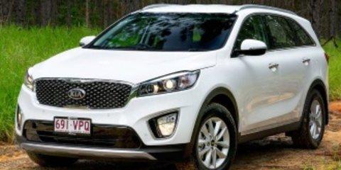 2016 Kia Sorento Platinum (4x4) Review Review