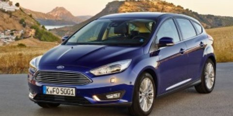 2015 Ford Focus Titanium Review