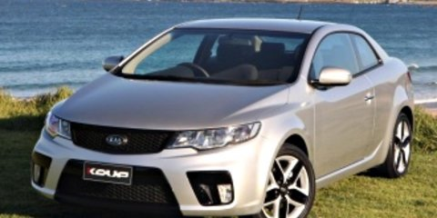 2016 Kia Cerato Koup Touring Review