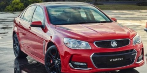2016 Holden Commodore SS Black Edition review Review