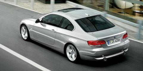 BMW's 3 Series Coupé a Sales Success