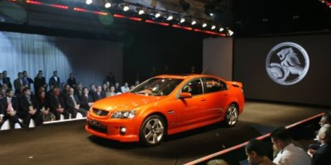 Holden VE Commodore Launched