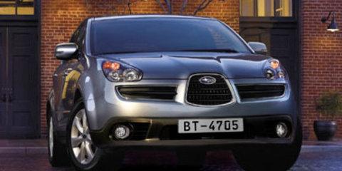 Subaru Tribeca Specifications