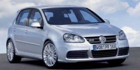 2006 Volkswagen Golf R32 Road Test