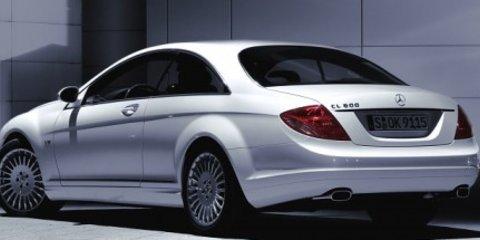 2007 mercedes benz cl class cl 500 cl 63 amg cl 600 for Mercedes benz cl 240