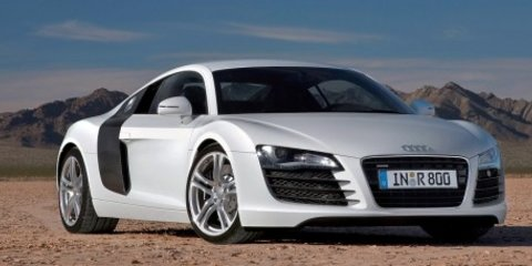Audi R8 coming to Brisbane