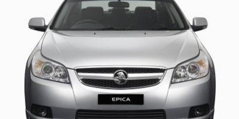 Holden Epica Pricing & Specifications
