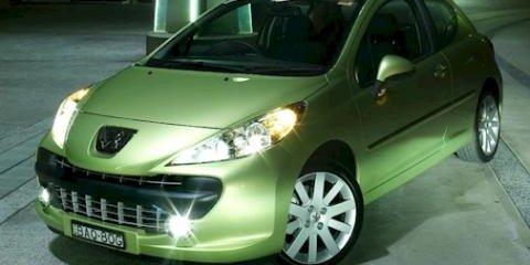 2007 Peugeot 207