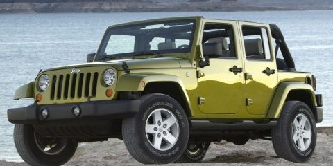 2007 Jeep Wrangler, Wrangler Unlimited Photos