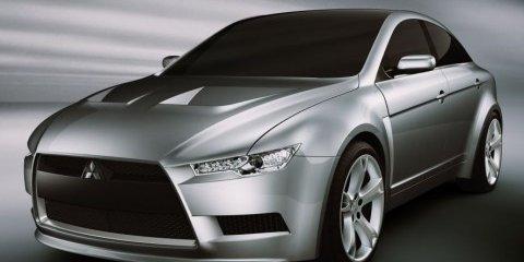 Mitsubishi's Concept-Sportback