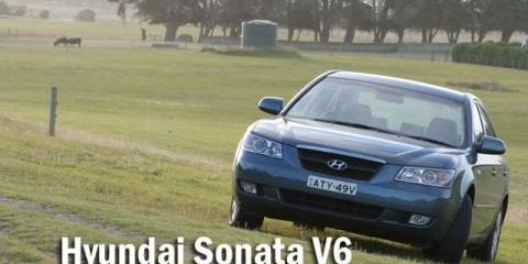 2006 Hyundai Sonata V6 Road Test