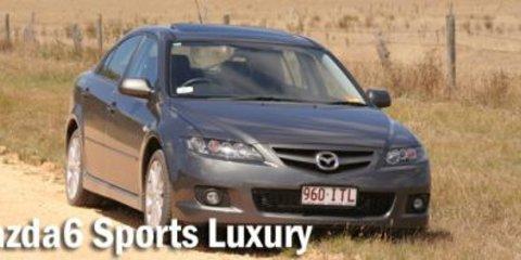 2006 Mazda 6 Sports Luxury Road Test