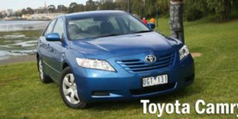 2007 Toyota Camry Altise Road Test
