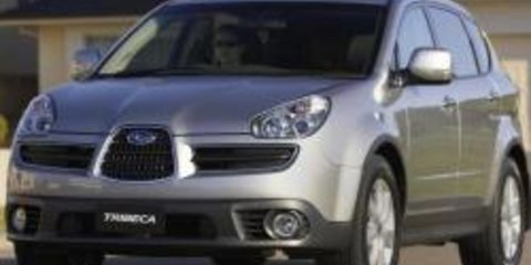 2008 Subaru Tribeca (B9)